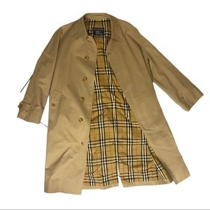 - BURBERRY TRENCH COAT SINGLE BREASTED SIZE …